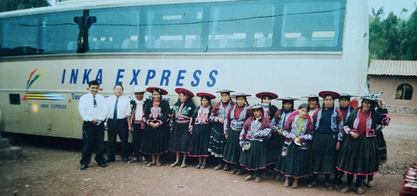 Transporte Inka Express – Empresa de Turismo