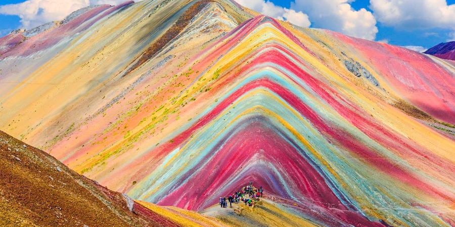 Montaña de 7 colores desde Cusco
