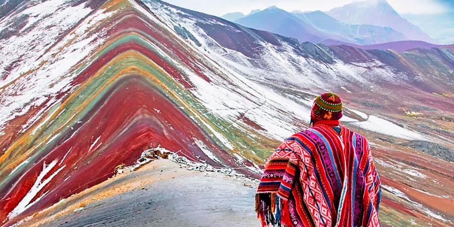 montaña de 7 colores cerro arcoiris