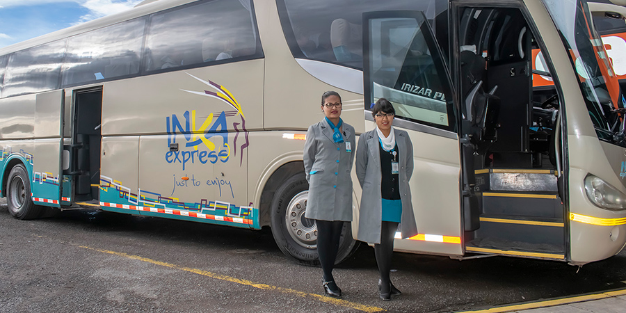 hostess for inka express